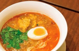 モヒンガー(ミャンマー料理)