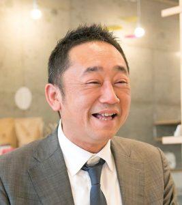 東郊住宅社社長 池田さん