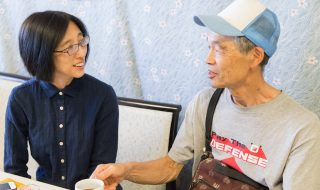 2人で語る吉村夫妻