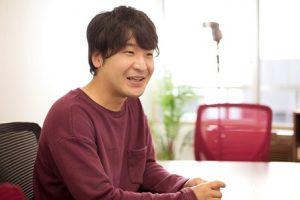 『ひいくんのあるく町』の監督 青柳さん。
