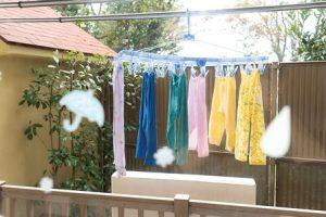 小ぐるーん洗濯物g_K-002