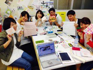 とちぎ手仕事プロジェクトFukufuku」のメンバーたち