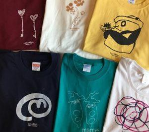 からふる新作Tシャツ